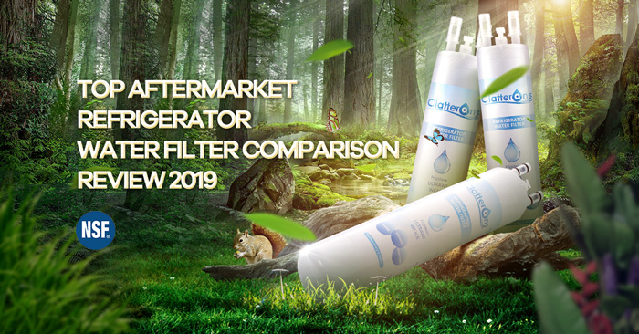 Top Aftermarket Refrigerator Water Filter Comparison Review